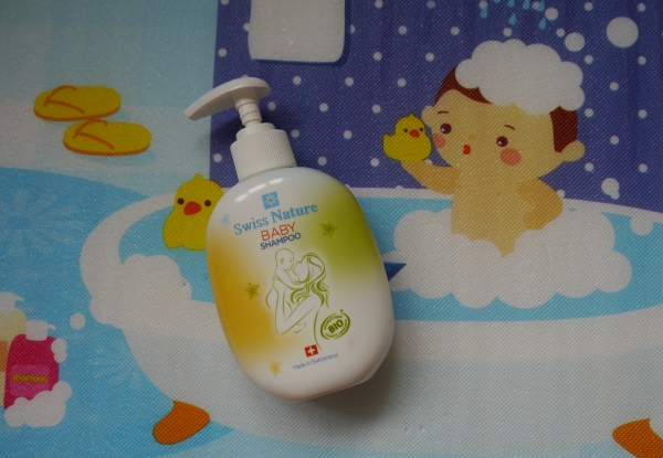 swiss nature baby shampoo 2