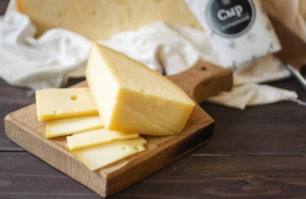 Зеленодольский сыр, фото Altai Alps