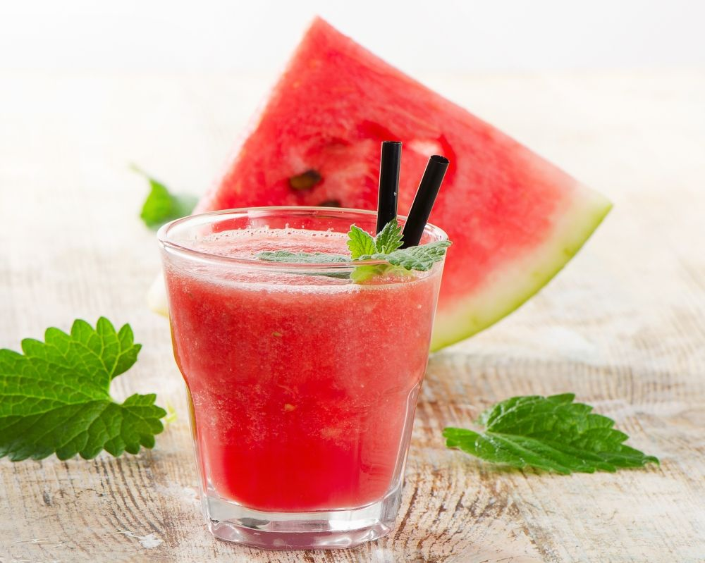 water melon smoosie