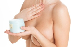 breast skin care cream