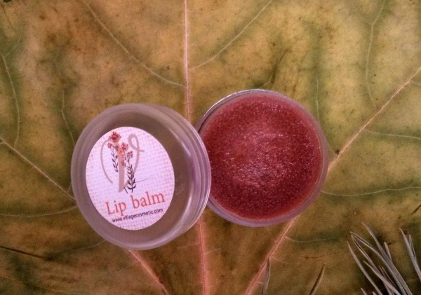 the village cosmetics lip palm