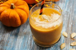 Pumpkin Smoothie fall