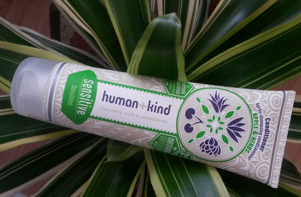 human and kind hair conditioner