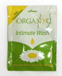 organyc intim gel
