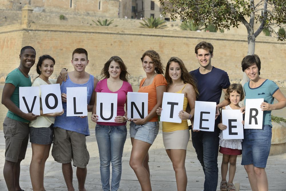 volunteer group