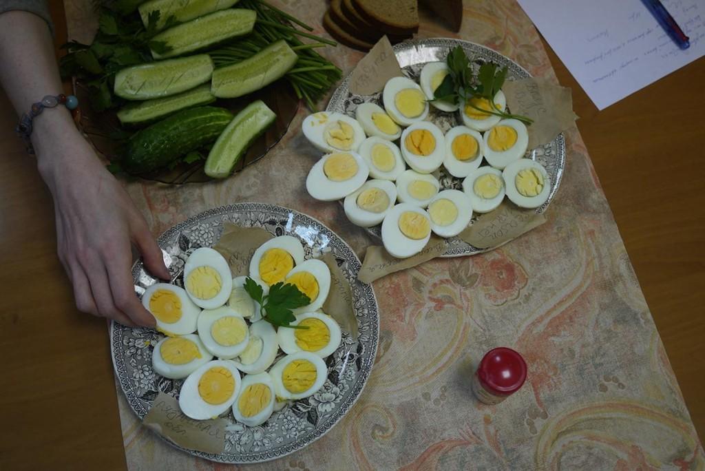 eggs test