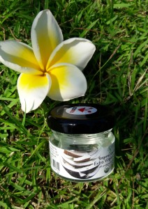 coconat oil small bottle