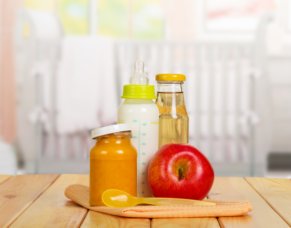 organic, food, kids