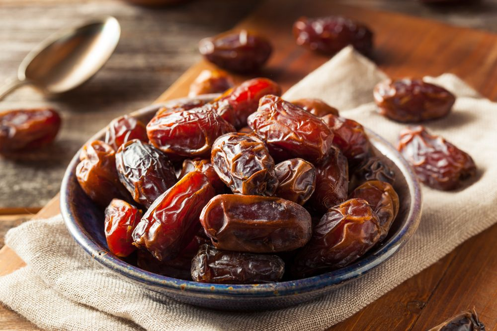 Organic Medjool Dates Ready to Eat