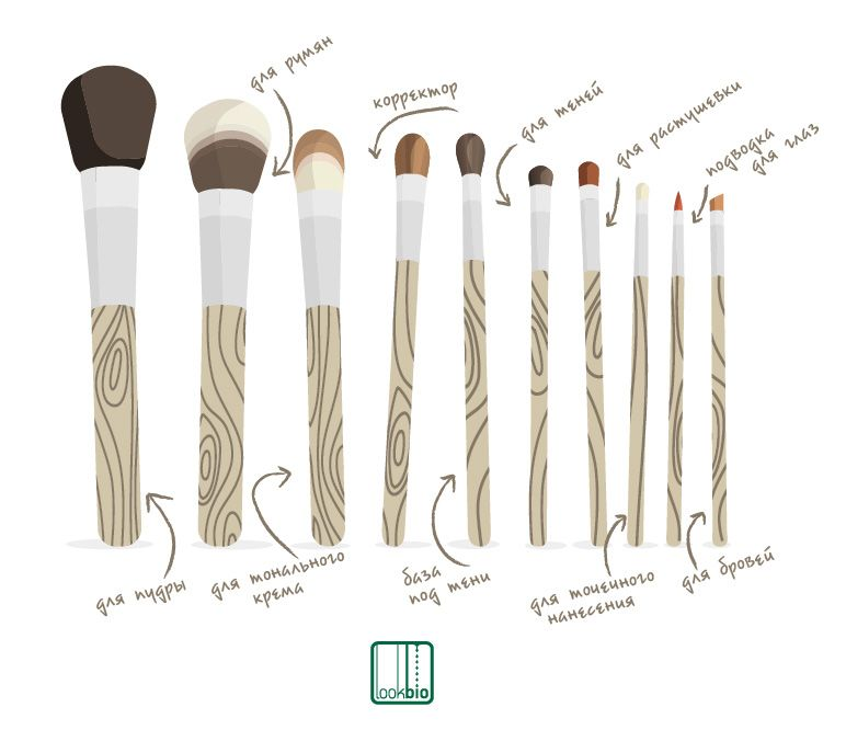 brushes for makeup