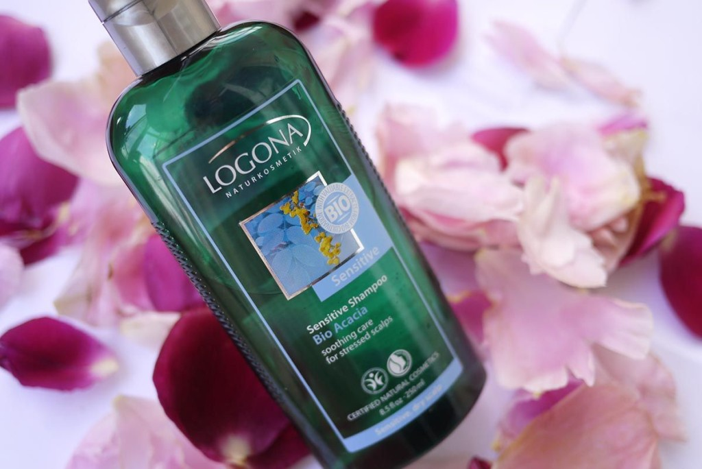 logona sensitive shampoo