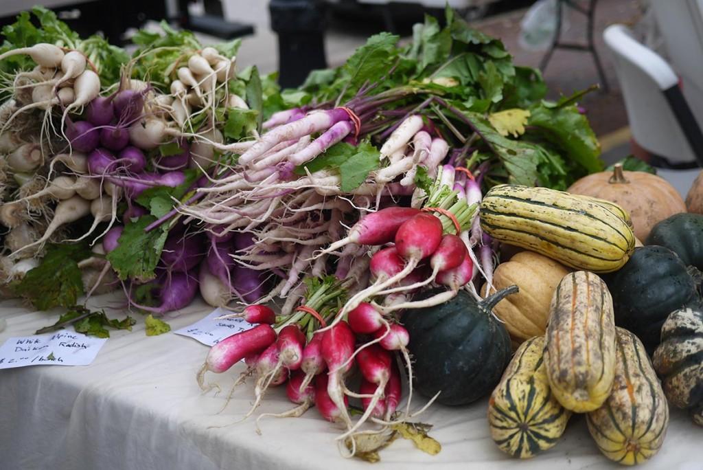 farmer market rediska