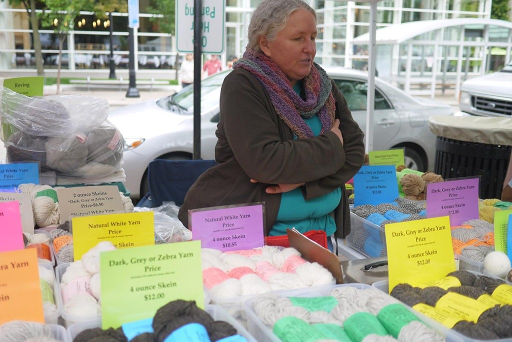 farmer market wool