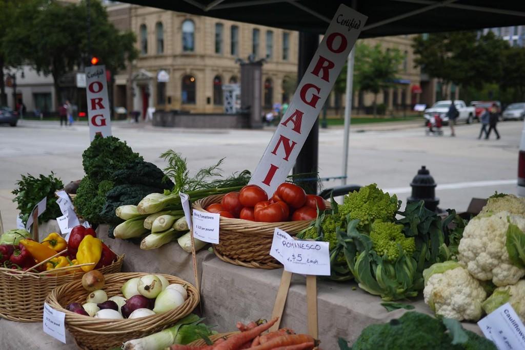 farmer market organic