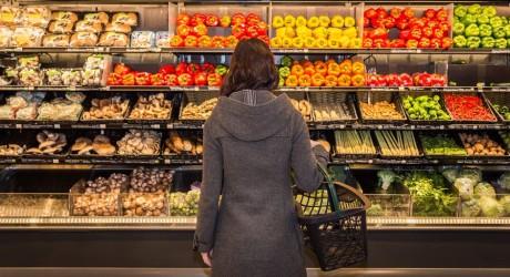 По магазинам здорового питания