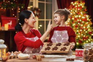 Новогоднее печенье для всех!