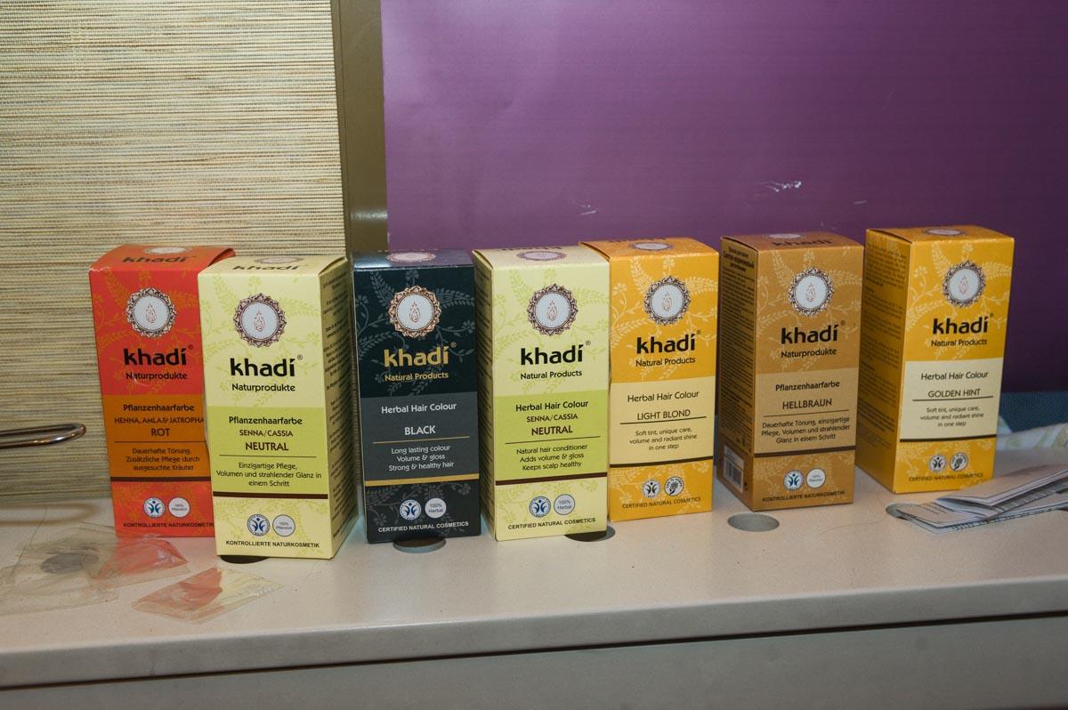 khadi day kraski