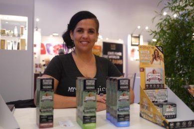 Новая черная зубная паста - скоро в Organic Shop
