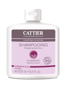 cattier shampoo bamboo