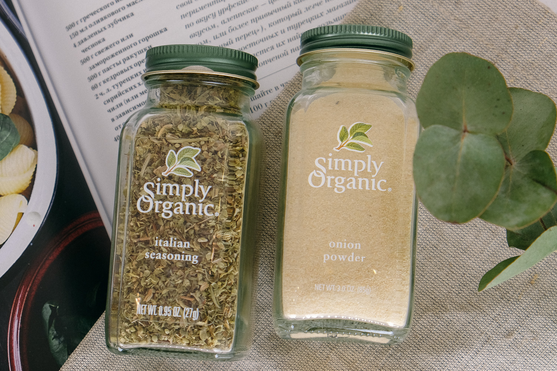 Trifonova organic food simply organic spices