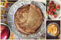 quinoa pancakes Olga Lavrentyeva