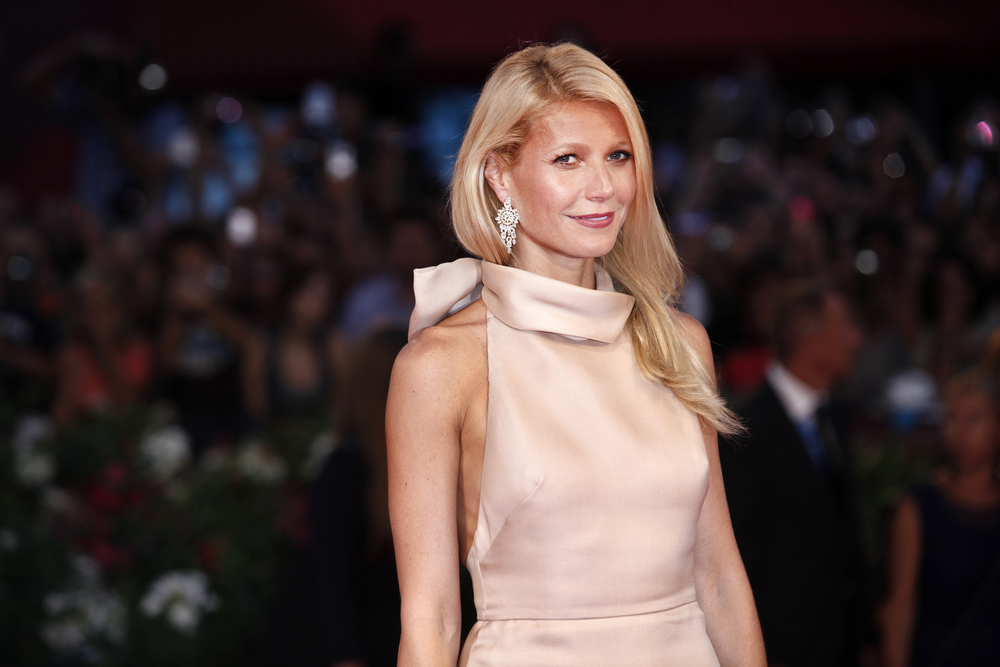 Gwyneth Paltrow red carpet actress woman Hollywood