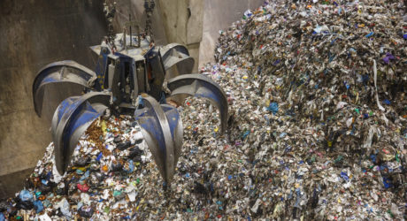 Смешанный мусор
