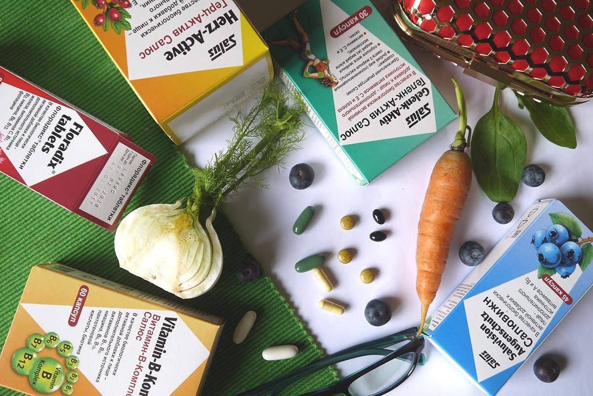 salus haus vitamins v tabletkakh