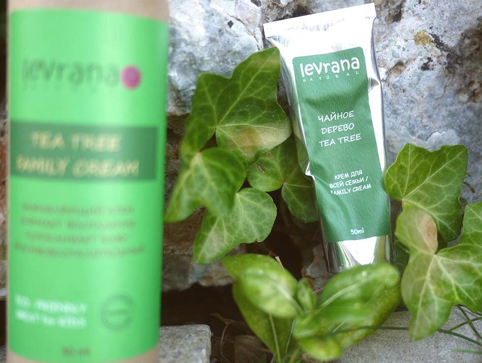 levrana tea tree cream