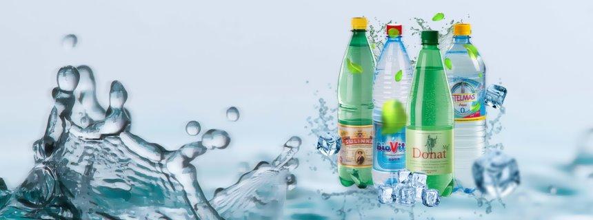 """На фото вода, которую продает компания """"Здоровая вод"""", в том числе и """"заряженная"""" Biovita"""