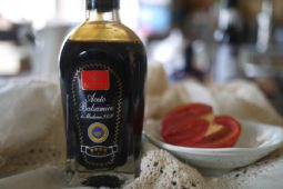 balsamic vinegar acetum