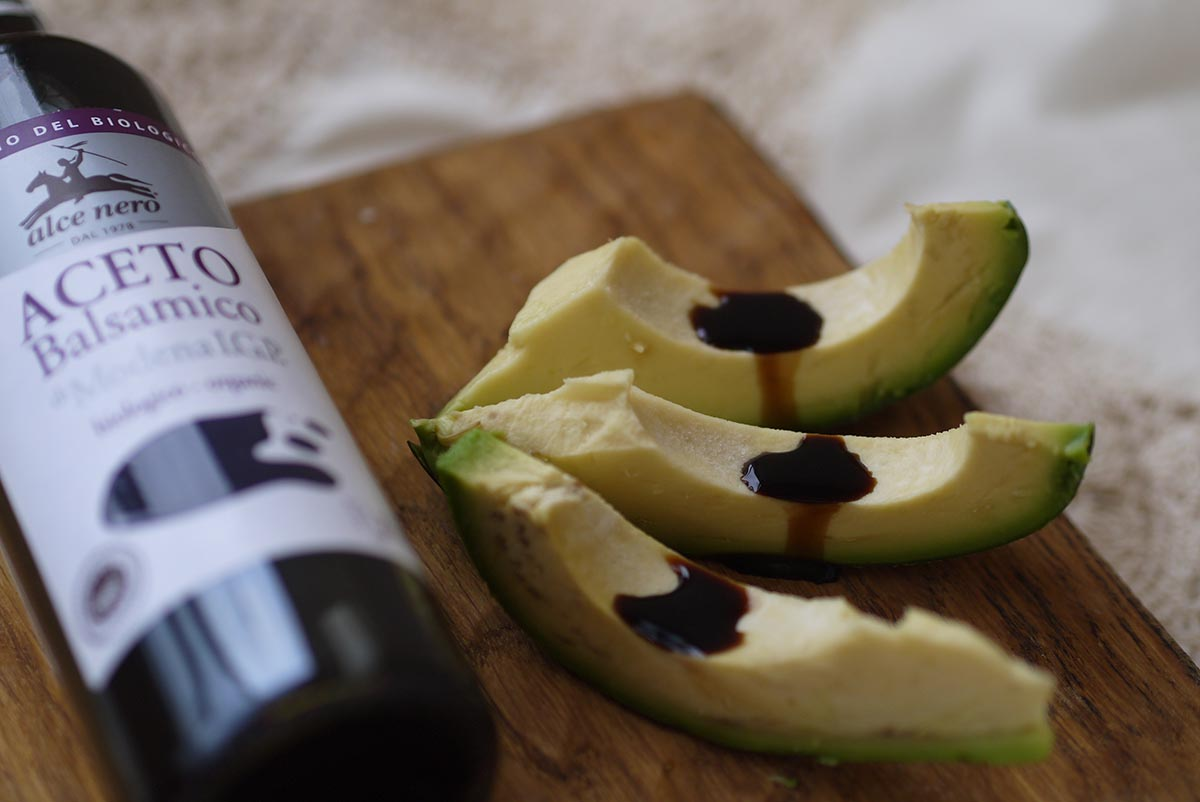 avocado s balsamic