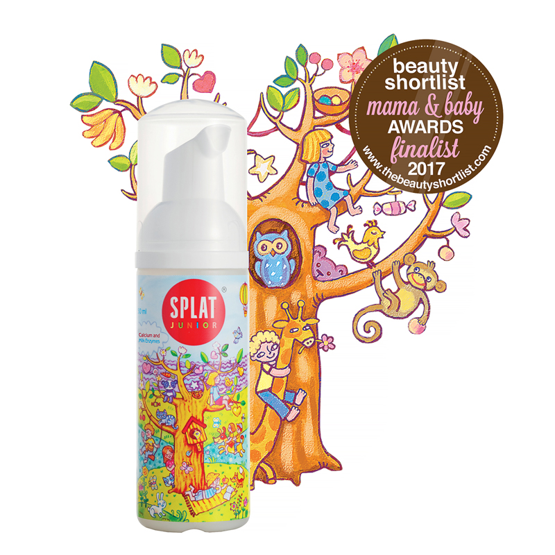 Junior Magic Foam with award bottle only