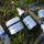 Blue Beautifly: чудеса в баночках синего стекла