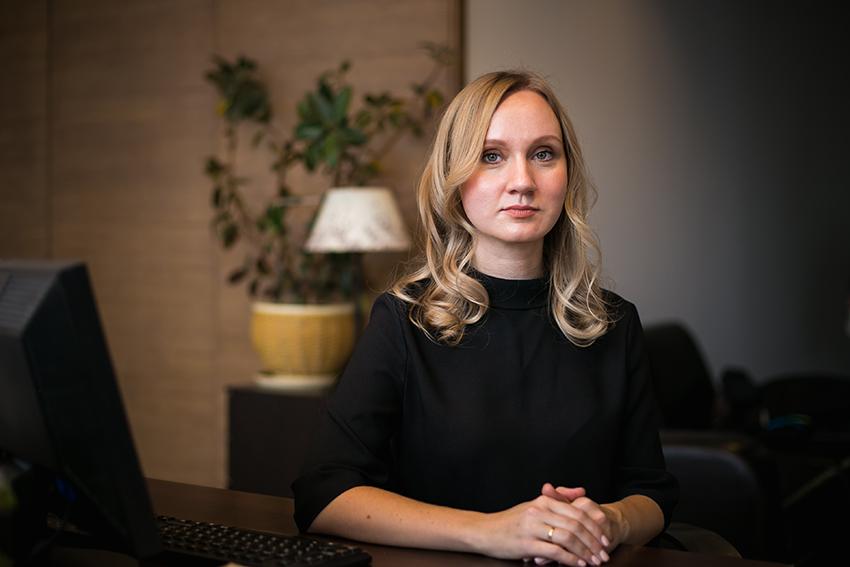Катерина Веселова, руководитель департамента экологической экспертизы и мониторинга EcoStandard group.