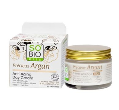 so bio etic argana day cream