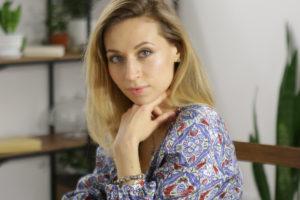Визажист Юлия Зенова