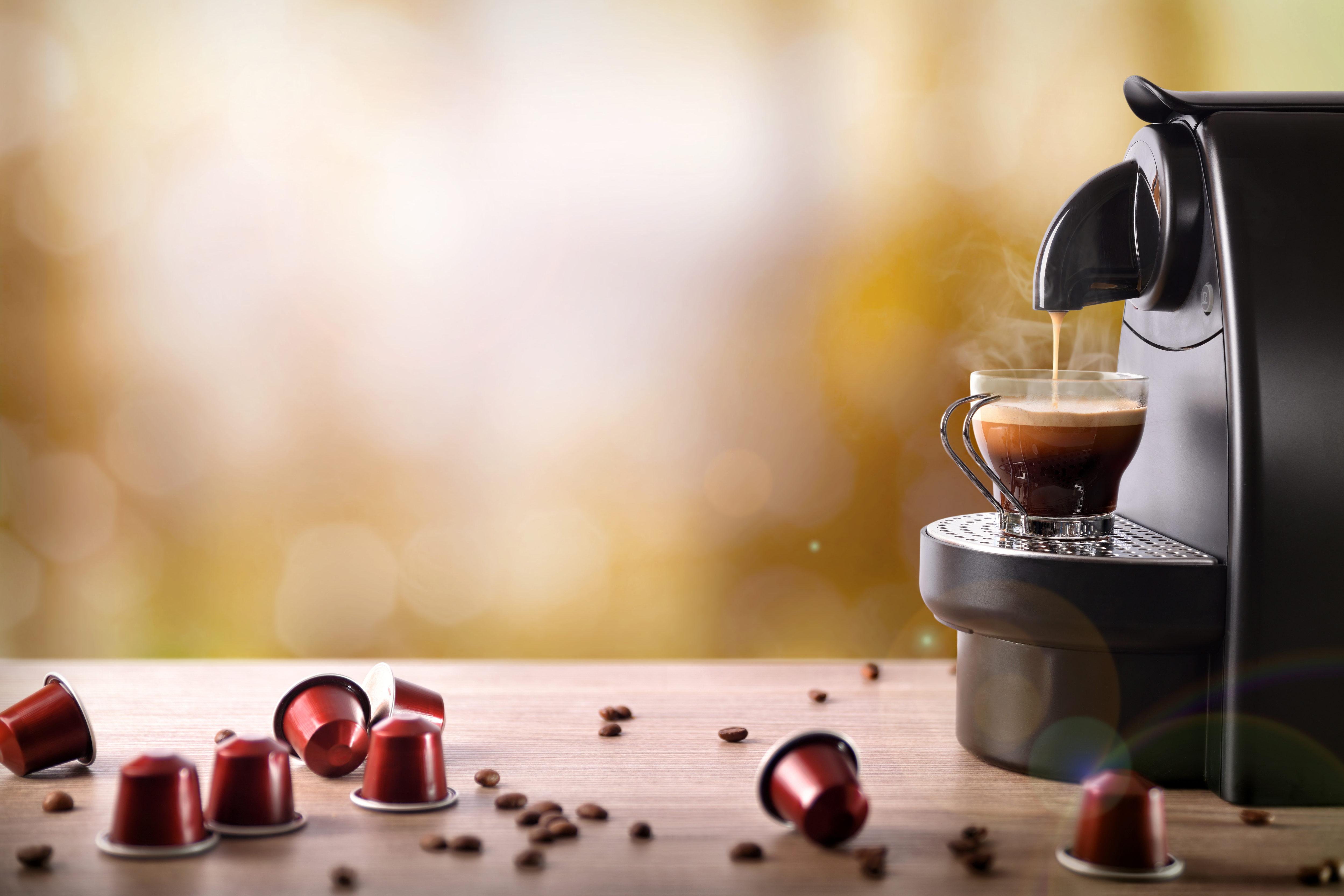 Органик-кофе в капсулах, такое возможно?