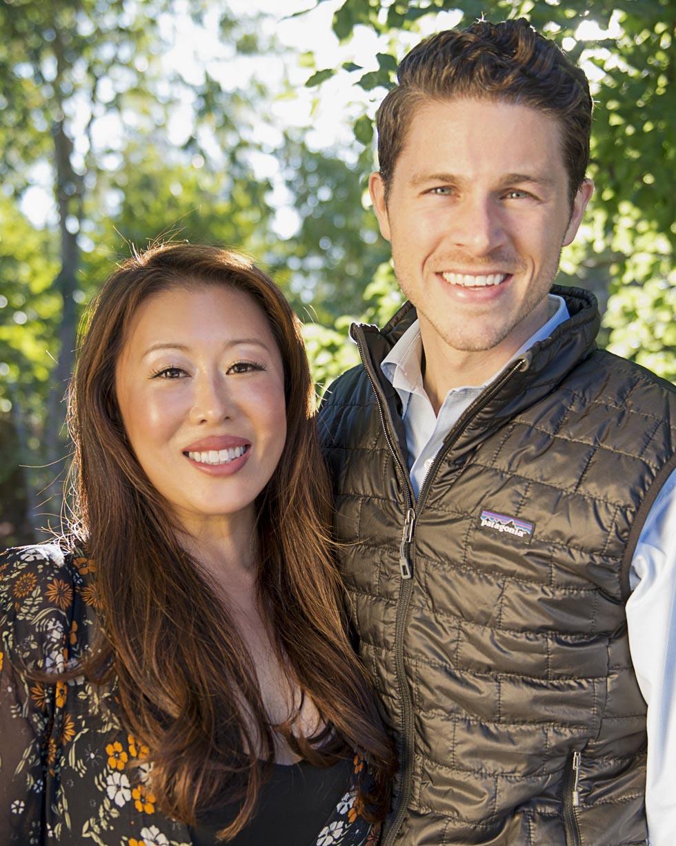 Сузи Ванг и Джош Вадински, фото с сайта Plantioxidants.com