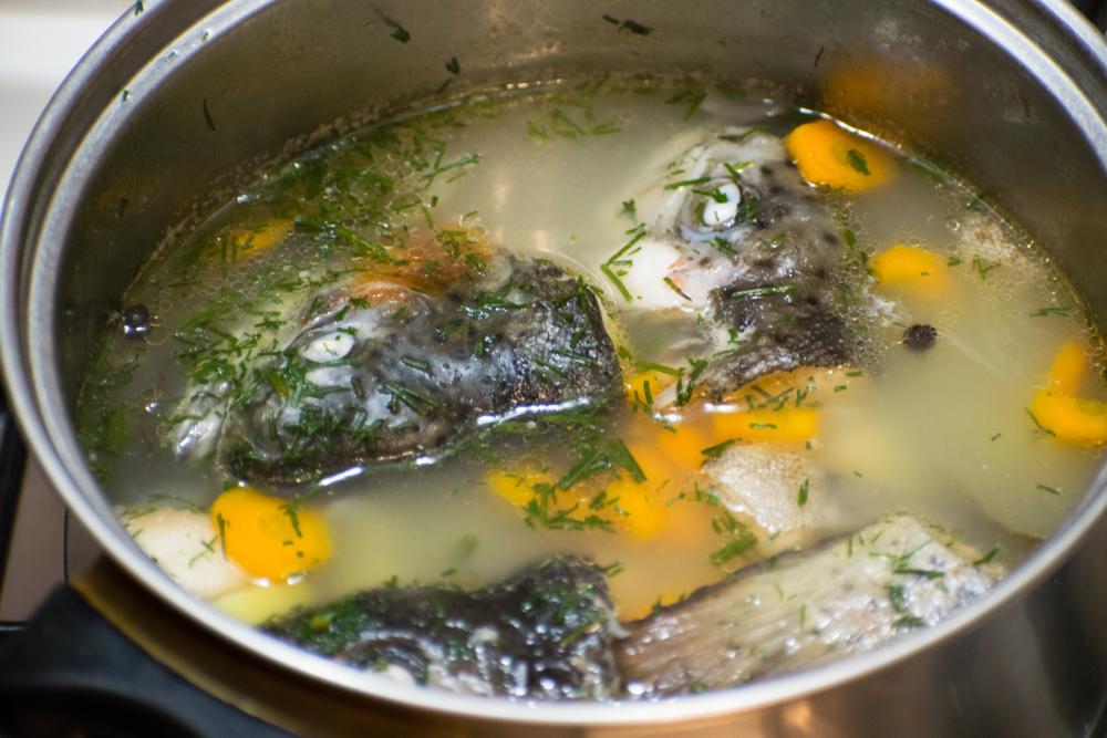 ribniy bulyon fish soup sup riba