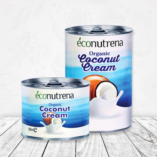 coconut cream econutrena