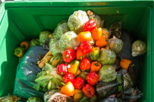 food-trash-green